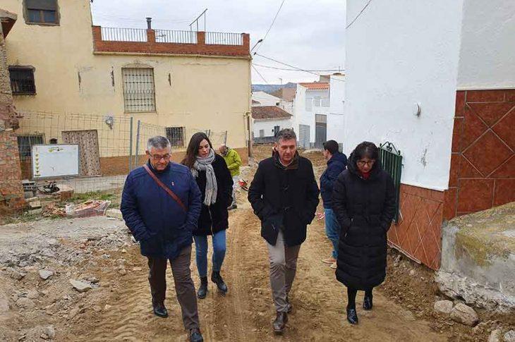 Obras Guadix