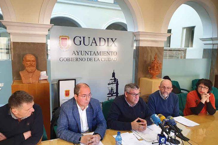 Presupuestos Ayuntamiento de Guadix