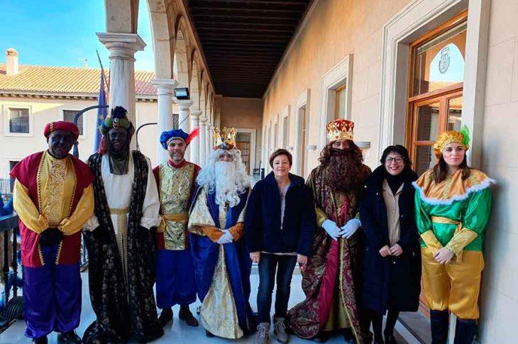 Reyes magos Guadix