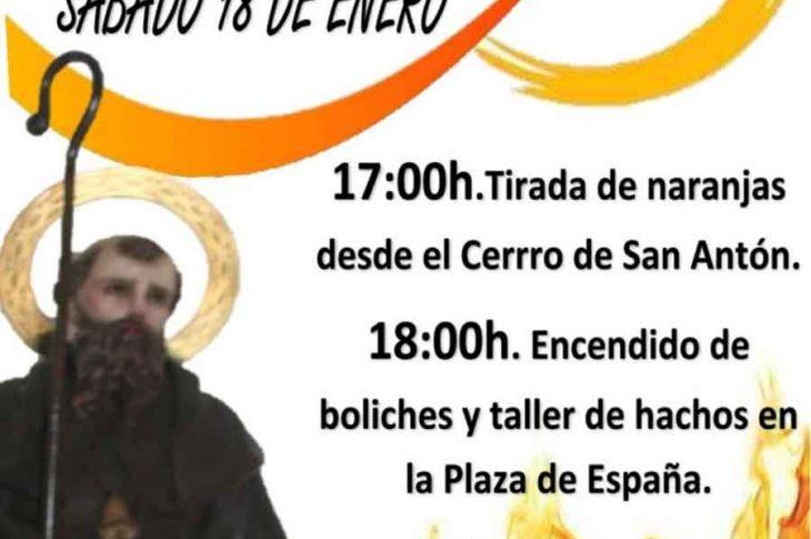 San Antón en La Peza