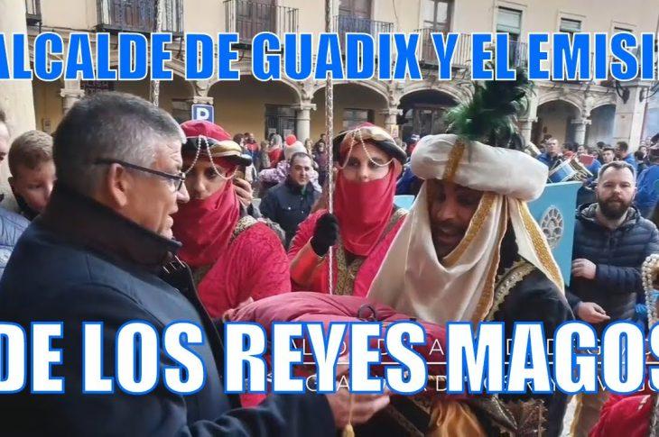 Gran visir de los Reyes magos en Guadix