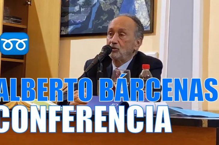 Alberto Bárcenas en Guadix