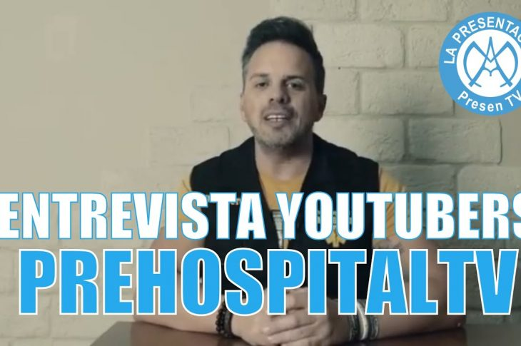 Entrevista a Tony Triviño youtuber sanitario de Guadix