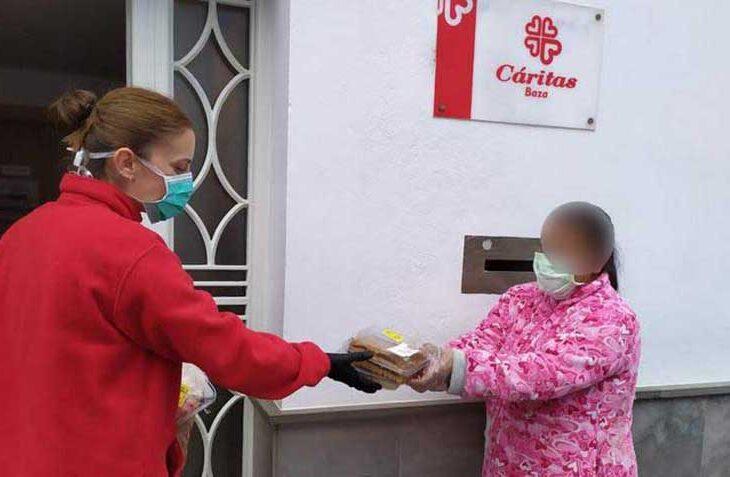 Cáritas se vuelca con los más desfavorecidos