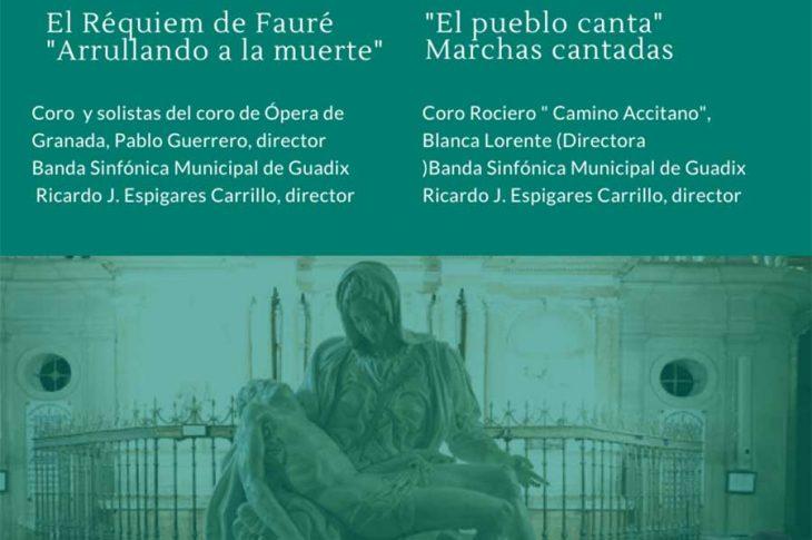 Conciertos de Cuaresma Banda sinfónica de Guadix