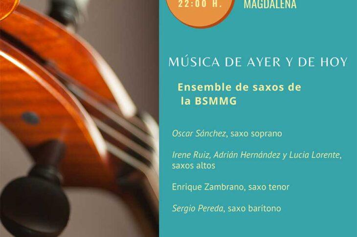 Conciertos de Verano Banda sinfónica Guadix