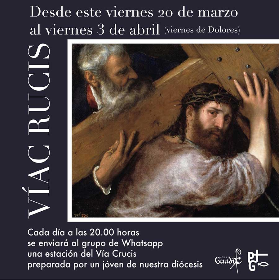 Vía crucis juvenil Diócesis de Guadix