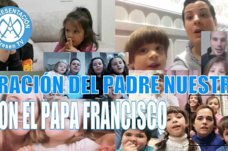 El Papa Francisco invita a rezar hoy a todo el mundo