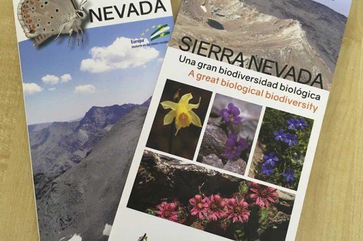 Sierra nevada flora y fauna