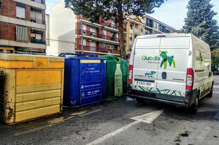 Empresa de limpieza Guadix