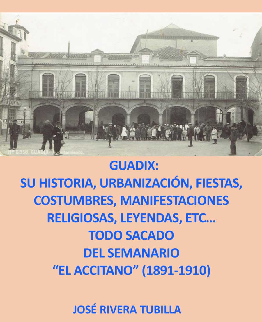 Libro de José Rivera