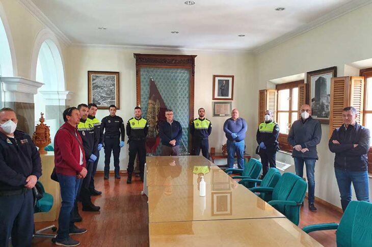 Policia local Guadix
