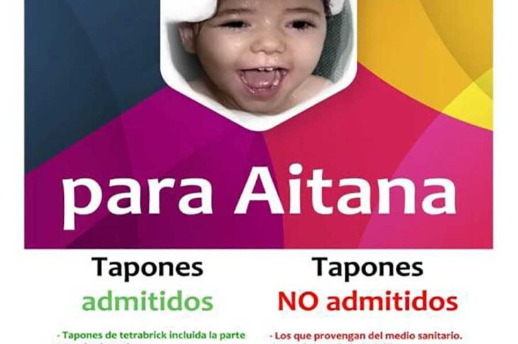 Tapones para Aitana
