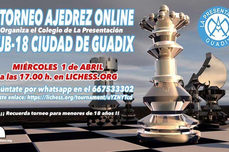 Torneo sub18 Colegio de La Presentación