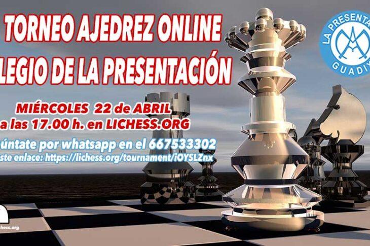 VI Torneo ajedrez Colegio de La Presentación