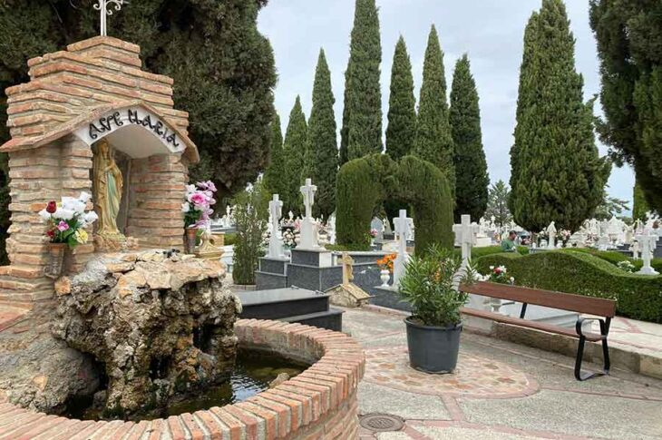Cementerio Guadix