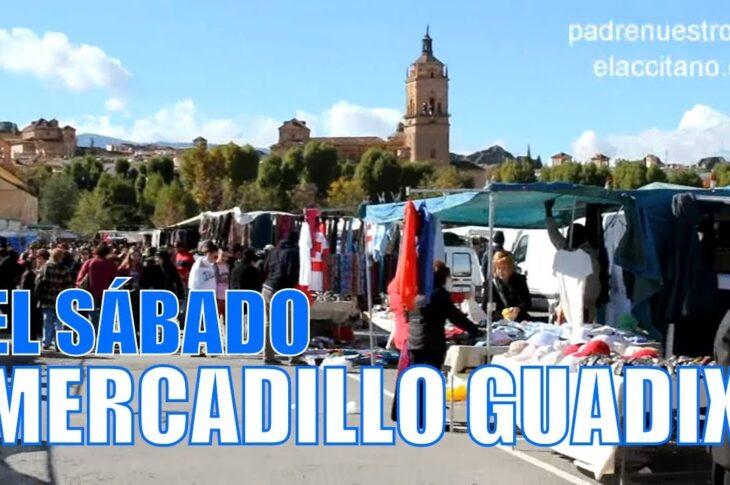"""Mercadillo de Guadix - """"El sábado"""""""