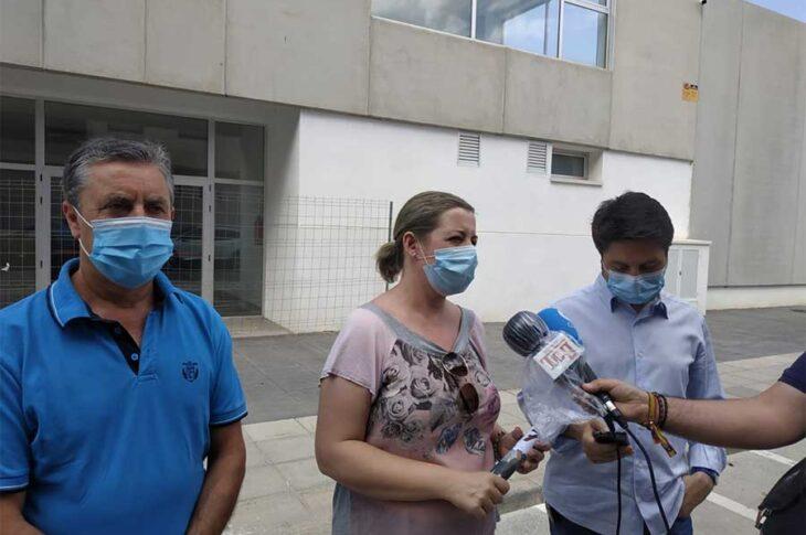 Psoe Guadix rueda de prensa