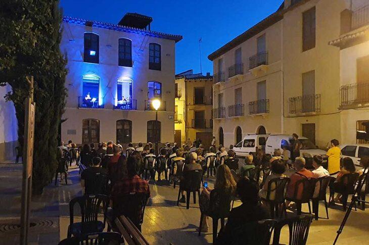 Conciertos de verano Guadix