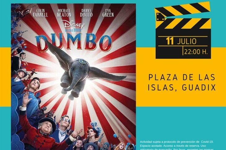 Cine en los barrios de Guadix
