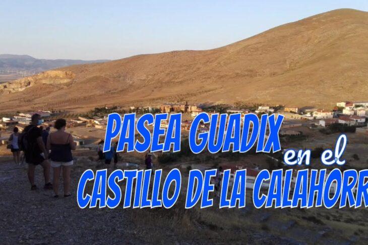 El programa Pasea Guadix se extiende por la comarca accitana con una ruta guiada por La Calahorra