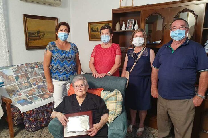 Accitana centenaria