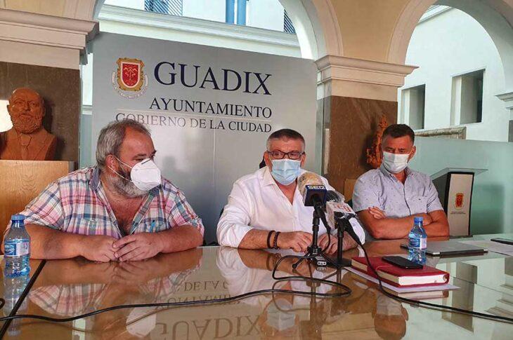 Hallazgos arqueológicos Guadix