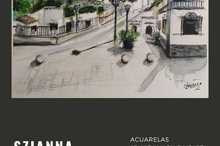 Exposición Acuarela Guadix