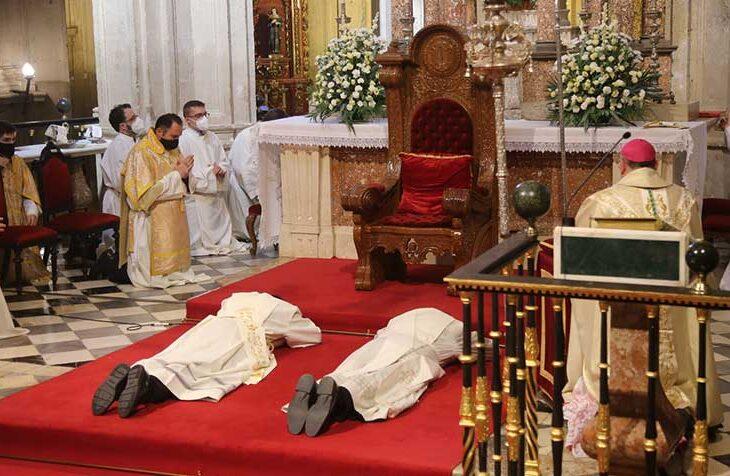 Ordenación sacerdotal Guadix