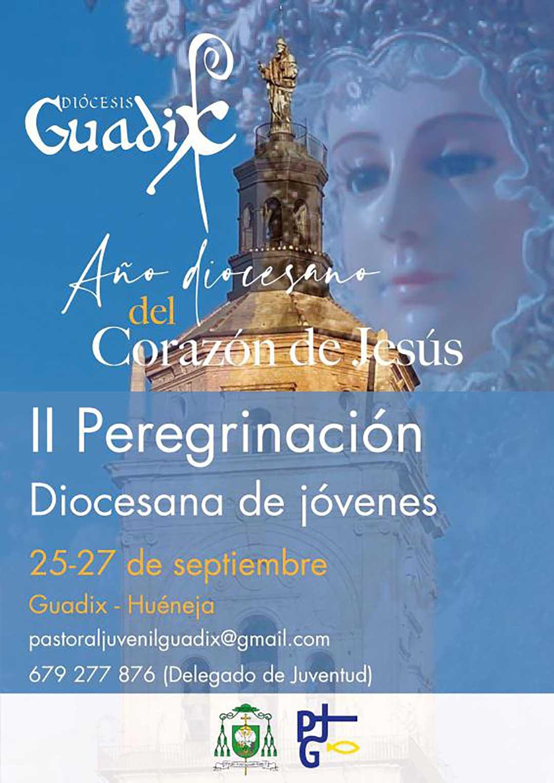 Peregrinación jóvenes Diócesis de Guadix