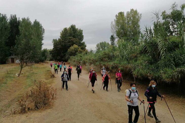 Programa de senderismo Guadix