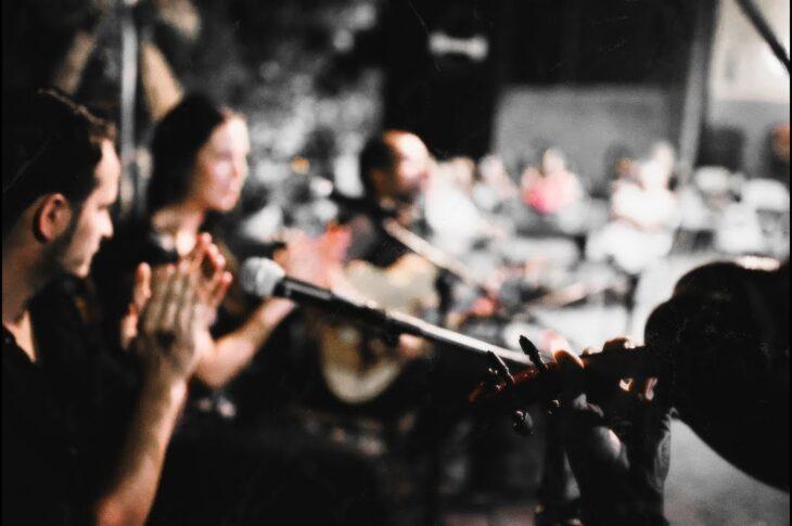 Marzo cantante en Guadix
