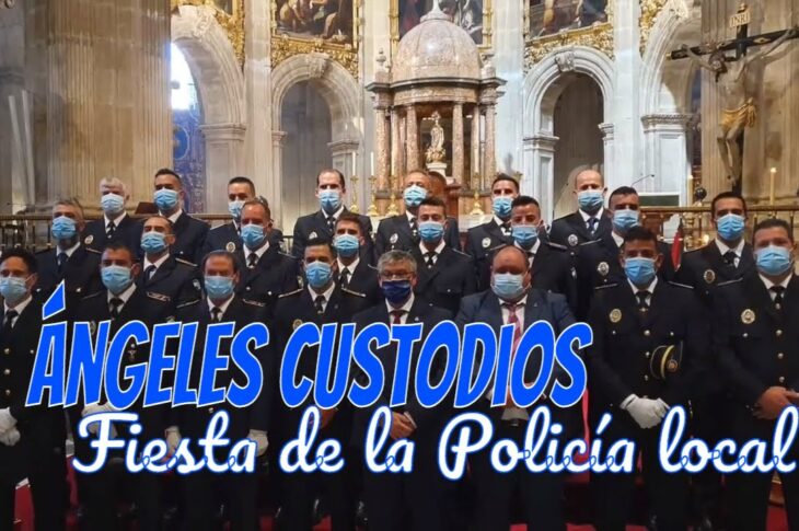 La Policía Local de Guadix celebra la festividad de su patrón