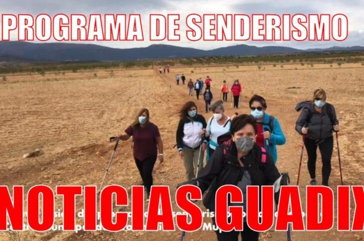 Programa de senderismo mujeres Guadix