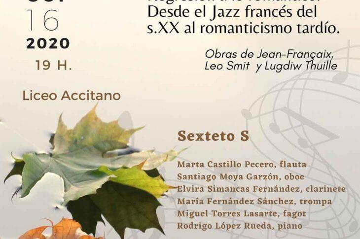 Conciertos Otoño Banda Sinfónica de Guadix