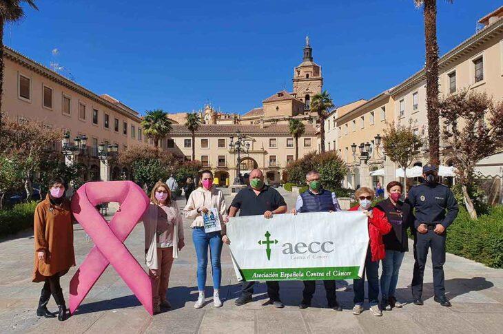 Día mundial contra el cáncer de mama Guadix