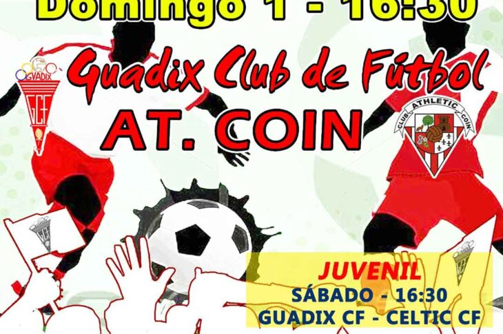 Guadix CF se enfrenta al Coín