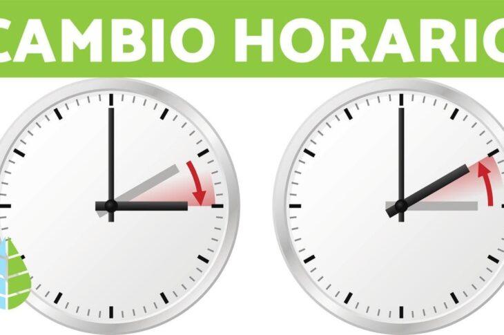 Este fin de semana los relojes se retrasarán una hora y a las 03:00 h marcarían las 02:00 h