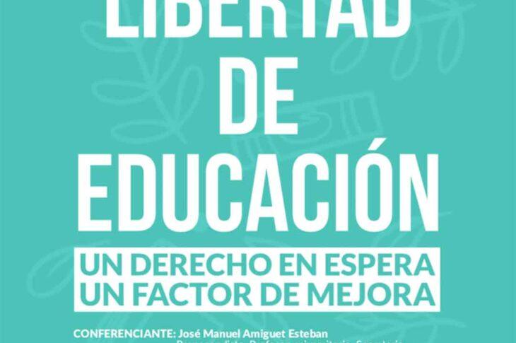 La libertad de Educación