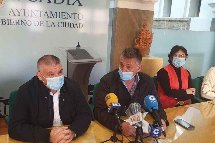Rueda de prensa Alcalde de Guadix