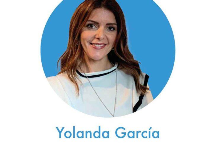 Yolanda García vicepresidenta