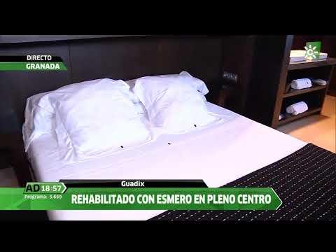 Hotel GIT Abentofail - Comarca de Guadix