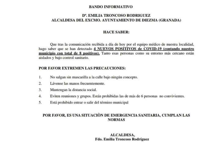 Bando Diezma