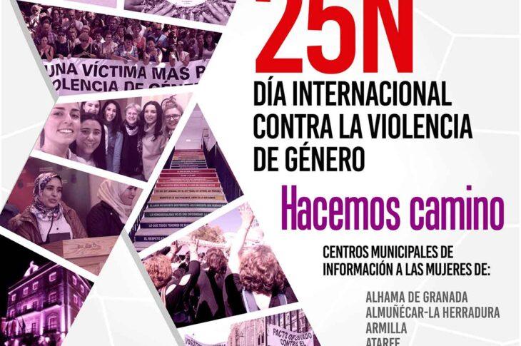 """Contra la Violencia de Género """"Hacemos camino"""""""