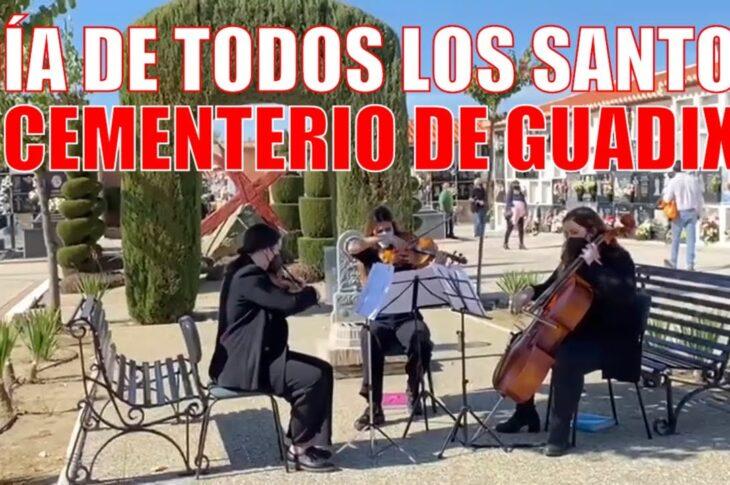 Día de todos los santos Guadix