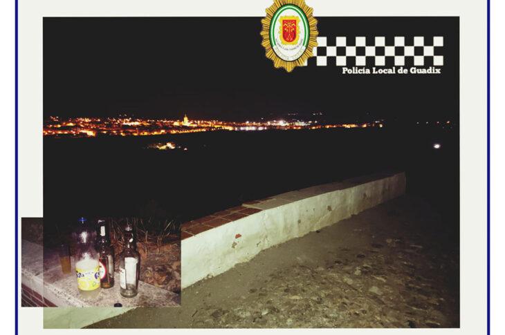 Policía local Guadix