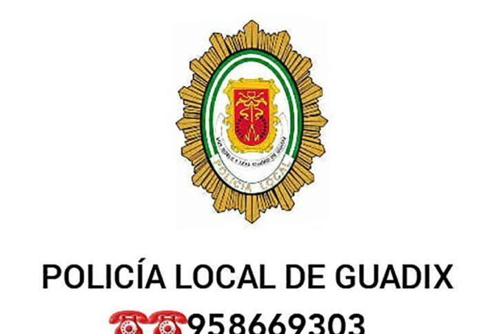 Policía local de Guadix