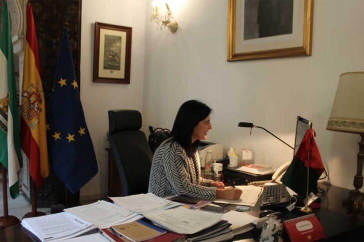 Subdelegada del gobierno en Granada