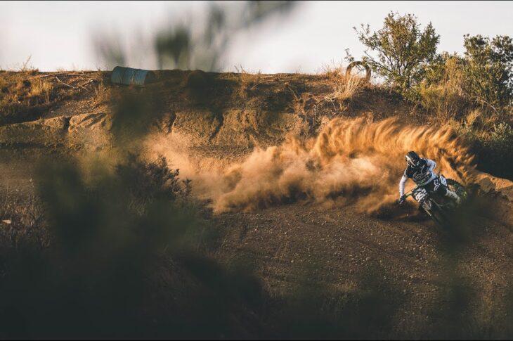 Edgar Torronteras en el Circuito de Guadix