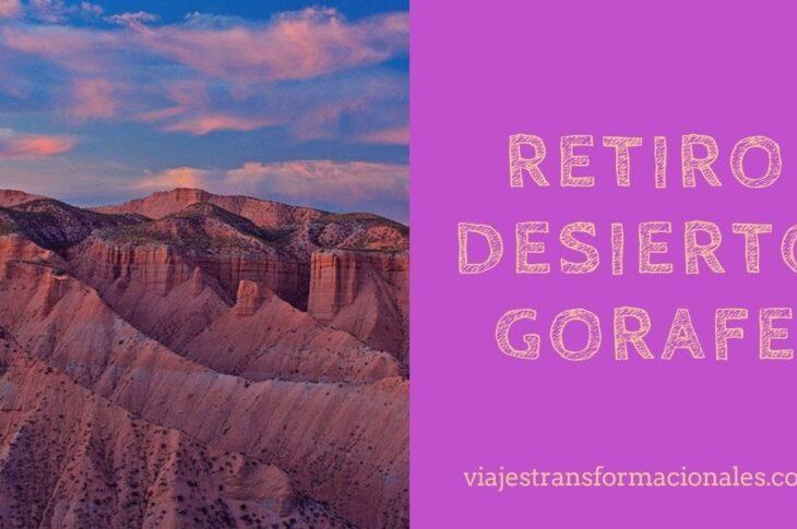 Retiros en el Desierto de Gorafe